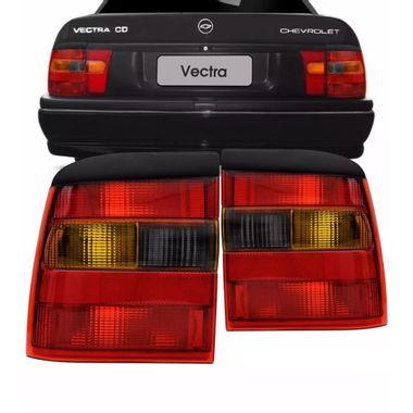 Lanterna-Traseira-Vectra-1992-1993-1994-1995-Fume