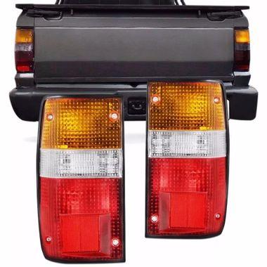 Lanterna-Traseira-L200-Tricolor-Aro-Cromado-1992-A-2004